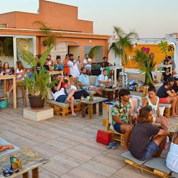 Restaurante bar Tarifa Pura Vida Terraza