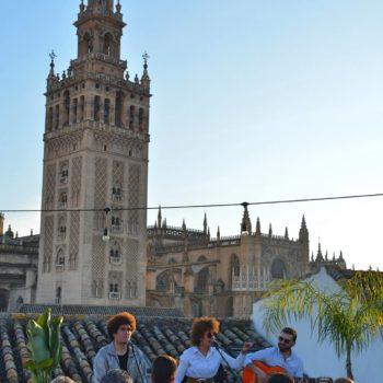 Pura Vida Terrace Seville Pura Vida