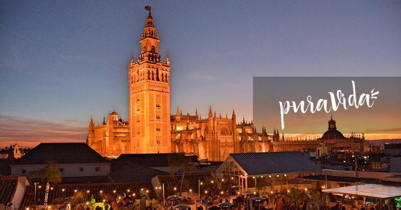 Pura Vida Terraza Sevilla